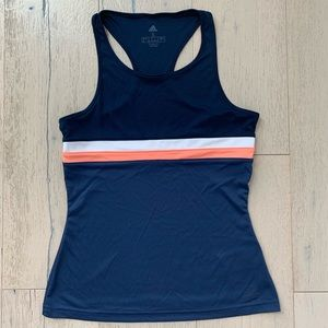 Adidas racer back top